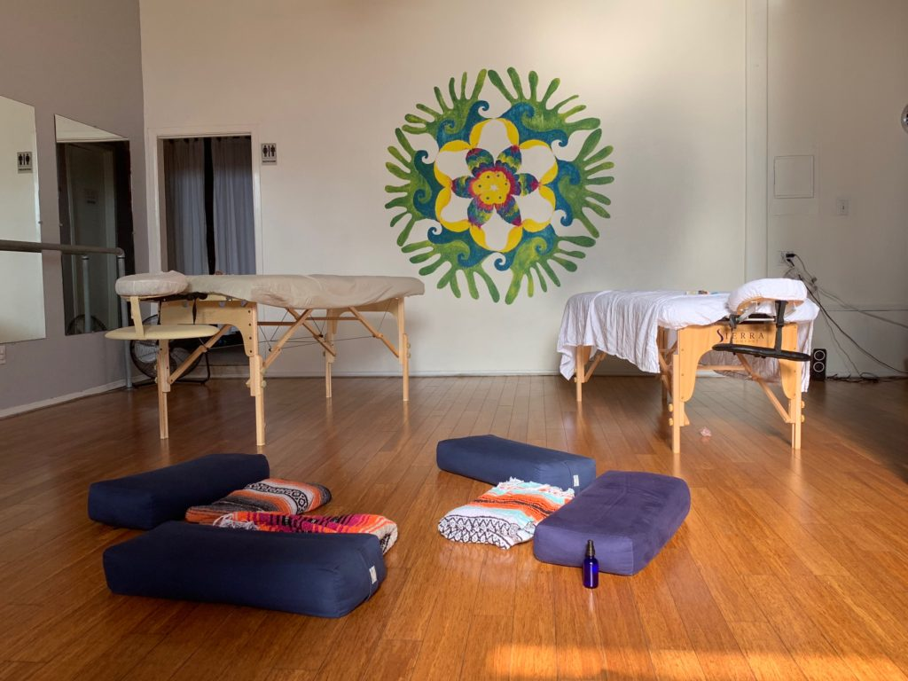 Reiki Share at Carlsbad Village Yoga